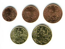 France 2007 - Set of Euro Coins (UNC)