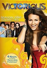 VICTORIOUS: SEASON ONE V.2 - DVD - Region 1 - Sealed