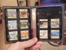 Super Mario Bros Rhythm Heaven My Sims Nintendo DS Game lot x11 Games