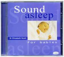 Sounds Asleep for Babies  Baby Sleep CD by Dr Scott NEW & WRAPPED FROM PUBLISHER