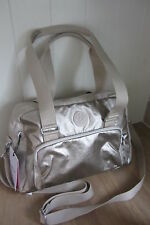 Kipling Dania L Champagne Metallic Shoulder/Across Body Bag ~ New ~ FREE P&P