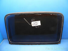 90-93 Acura Integra OEM sunroof sun roof glass window 4 door *flaws