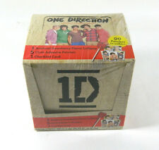 2013 One Direction 1D Cloth Patches & Lollipop Box (24 packs)