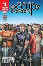 OCCUPY AVENGERS #1 (2016) 1ST PRINTING  MARVEL NOW *SPECIAL LOW PRICING*