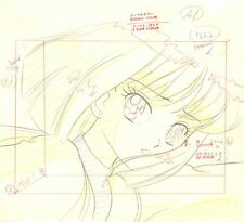 Anime Genga not Cel Sailor Moon 5 pages #834