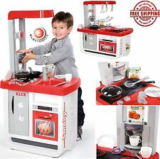 Kids Pretend Kitchen Play Set Toys For Children Educational Toys For Girls 1d