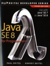 Deitel Developer: Java SE8 for Programmers by Harvey Deitel and Paul Deitel...