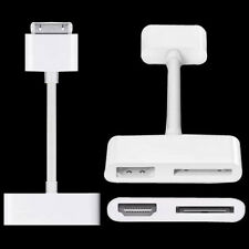 Digital AV HDMI Adapter cable For iPod Touch iPhone 4 4G iPad2 New H5