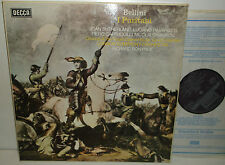 SET 587/9 Bellini I Puritani LSO Richard Bonynge 3LP Box