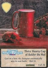 Spellfire - Forgotten Realms Chase #01 - FRc/01 - Thrice Hearty Cup of Balder