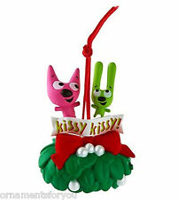 Hallmark 2013 Merry Kissmas Hoops and Yoyo Ornament
