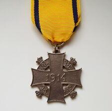 Braunschweig Kriegsverdienstkreuz für Frauen und Jungfrauen Orden Eisernes Kreuz