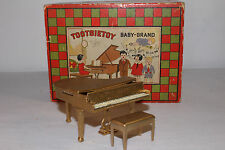 1930's Tootsietoy Baby Grand Piano with Box, Original