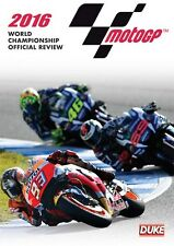 MotoGP 2016 DVD Video. 200 Mins. MARC MARQUEZ WORLD CHAMPION. DUKE1968NV