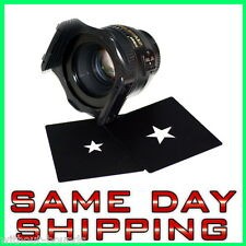 Bokeh Camera Star Effect Filter Set for Cokin P Series Square Conversion DIY NEW