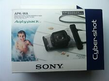 Sony CyberShot Water Proof Case Pack APK-WA for DSC-W170,150,130,125,120,115,110