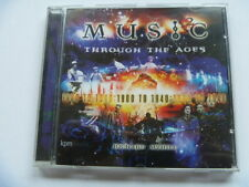 RICHARD MYHILL MUSIC THROUGH THE AGES -1940 KPM  RARE LIBRARY SOUNDS MUSIC CD