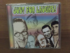 JUST FOR LAUGHS : Comedy Compilation  2 CD Set : REXX 306  ; Askey - Miller ++++