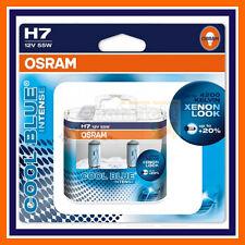 2X Osram Cool Blue Intense H7 12V Xenon Look 4000k Abblendlicht OPEL INSIGNIA