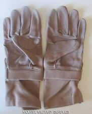 "New USMC Camelbak Kevlar Frog Combat Gloves, Coyote Tan LARGE 9"" -9.5"" U.S.A."