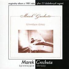 CD MAREK GRECHUTA Śpiewające obrazy + nagrania dodatkowe