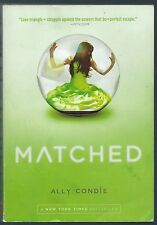 Matched Bk. 1 by Ally Condie (2011, Paperback)