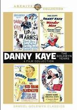 Danny Kaye: The Goldwyn Years (4-Film Collection DVD) Up in Arms BRAND NEW
