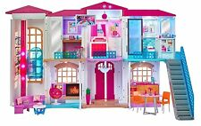 BARBIE DOLL HELLO DREAM SMARTHOUSE & VOICE ACTIVATED DREAMHOUSE 2016 WIFI ~ NEW
