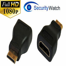 HDMI Female to Mini HDMI Type C Male Gold Plated Adapter Converter #5687
