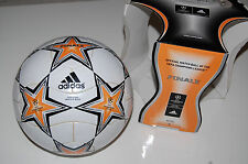 ADIDAS FINALE 7 BALL CHAMPIONS LEAGUE 2007/8 BOX MATCH BALL FOOTBALL TANGO
