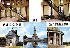 B49682 En Touraine Amboise Pagode de Chanteloup multi vues    france