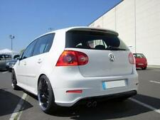 VW GOLF V 5 MK5 Rear Bumper Extension GTI TDI GT R32
