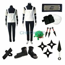 Brand new Anbu Ninja Uniform Cosplay Costume set any Size