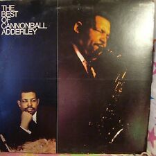 """12"""" VERY RARE LP THE BEST OF CANNONBALL ADDERLEY (1968) CAPITOL RECORDS SKAO2939"""