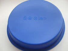 "Silicone Mould Bakeware 20cm/ 8"" Round Cake Tin Form/ Baking Pan"