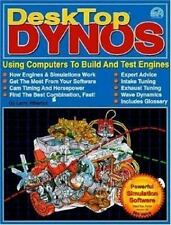 S-A Design: DeskTop Dynos : Using Computers to Build and Test Engines by...