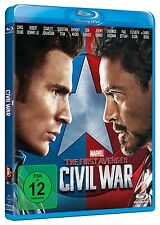 Captain America: 3 - The First Avenger: Civil War [Blu-ray](NEU/OVP) Chris Evans