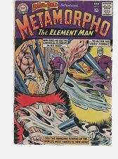 BRAVE & THE BOLD 57  KEY ISSUE  1ST APPEARANCE OF METAMORPHO  DC COMICS