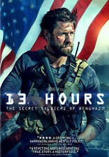 "13 Hours: The Secret Soldiers of Benghazi (DVD, 2016) ""GRIPPING!"" HEARTFELT FILM"