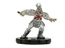 HeroClix Universe - #050 Silver Samurai