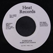 RUMPLE-STILTS-SKIN: Forever / Same 45 (dj) Soul