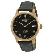 Tissot Le Locle Automatic Black Dial Mens Watch T41542353