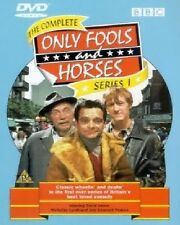 ONLY FOOLS AND HORSES COMPLETE SERIES 1 DVD David Jason 1st Season First New UK