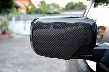TYPE1 REAL 3D GLOSSY CARBON FIBER WING MIRROR COVER CAP 95-03 BMW 5-SERIES E39