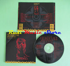CD SATANIKA VOL II compilation 1993 CYBERIA THE GRID DANCE II TRANCE (C23) no mc