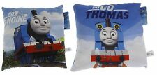 NEW OFFICIAL CHILDRENS SET OF 2 THOMAS THE TANK ENGINE CUSHION PILLOW