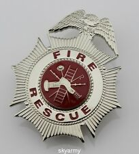 fire rescue fireman Badge
