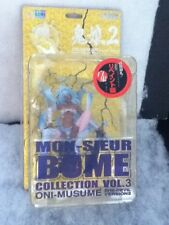 Anime Figure MON-SIEUR BOME COLLECTION Vol.3 Oni Musume II Repaint ver. Kaiyodo