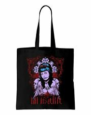 La Muerte Day Of The Dead Skull Shoulder Bag - Goth Emo Clothing Fashion Tattoo