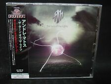 ANDRE MATOS The Turn Of The Lights + 1 JAPAN CD Angra Viper Shaman Avantasia